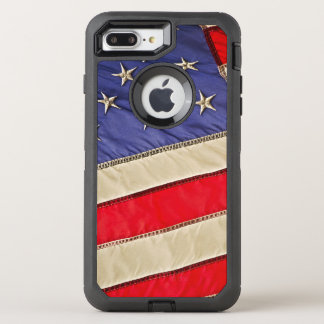 American Flag OtterBox Defender iPhone 7 Plus Case