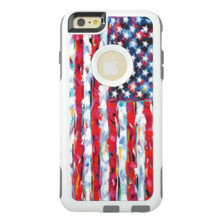 American Flag OtterBox iPhone 6/6s Plus Case