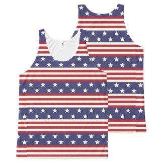 American Flag Patriotic Stars and Stripes USA