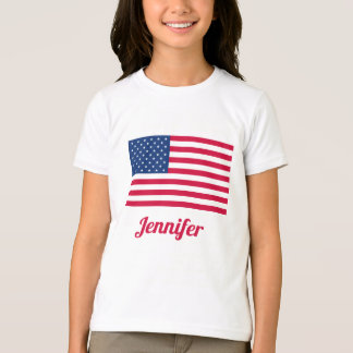 American Flag | Personalized T-Shirt