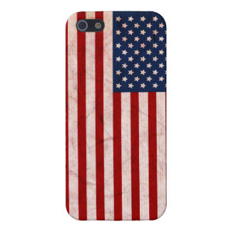 American flag phone iPhone 5 cover