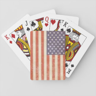 american flag Playing Cards, Standard Index faces Playing Cards