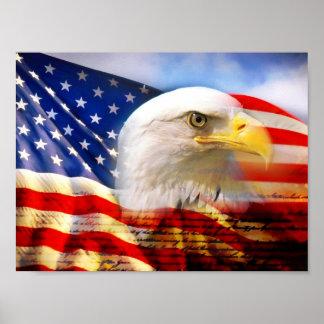 American flag poster 4