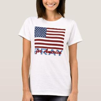 American Flag Pray For America Shirts