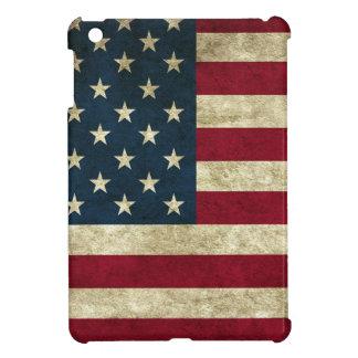 American Flag Red White And Blue Flag iPad Mini Covers