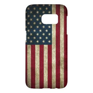 American Flag Samsung Galaxy S7 Case