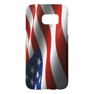 American Flag Samsung Galaxy S7 Case