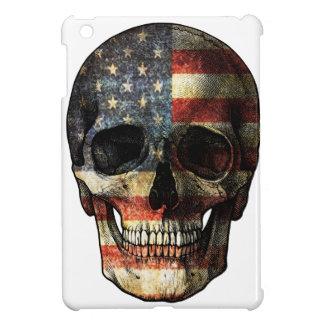 American flag skull iPad mini cases