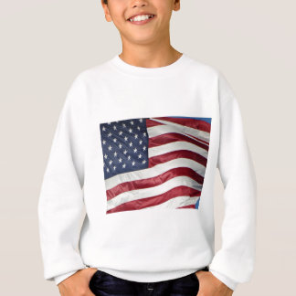 American Flag,Star Spangled Banner red white blue Sweatshirt