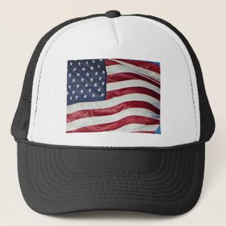 American Flag,Star Spangled Banner red white blue Trucker Hat