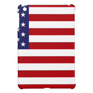 American Flag - Stars and Stripes - Old Glory Cover For The iPad Mini