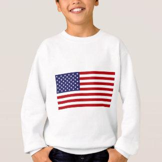 American Flag - Stars and Stripes - Old Glory Sweatshirt