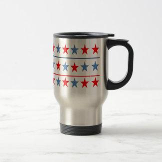 american-flag-stars-background travel mug