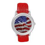 American Flag - Watch