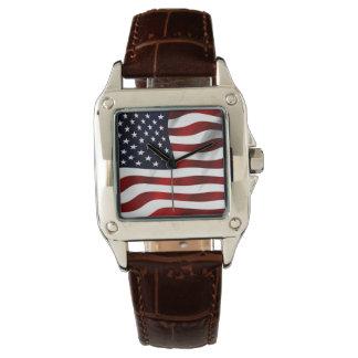 American Flag Watch
