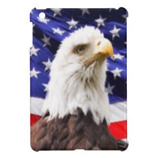 American Flag with Eagle Cover For The iPad Mini