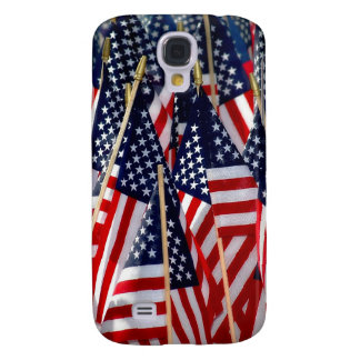 American Flags 3G i Samsung Galaxy S4 Cover