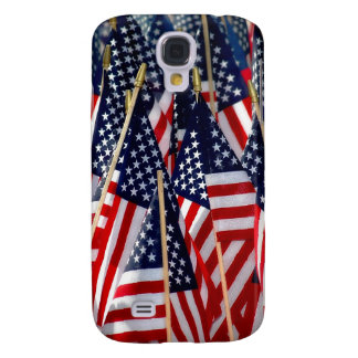 American Flags 3G i Samsung Galaxy S4 Covers