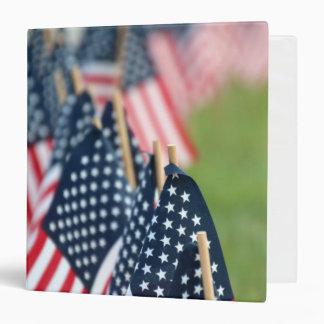 American Flags Binder