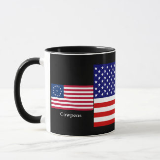 American Flags Combo Cup