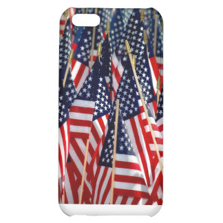 American Flags iPhone 5C Cover
