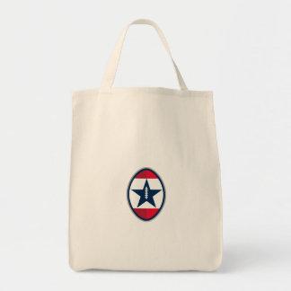 American Football Ball Star Stripes Retro