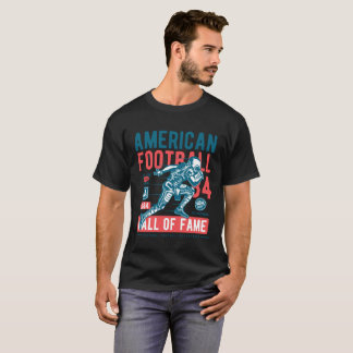 AMERICAN FOOTBALL - HALL OF FAME T-Shirt