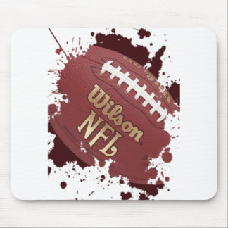 American football Love Mouse Pad