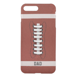 American Football Pigskin Ball Personalized iPhone 7 Plus Case