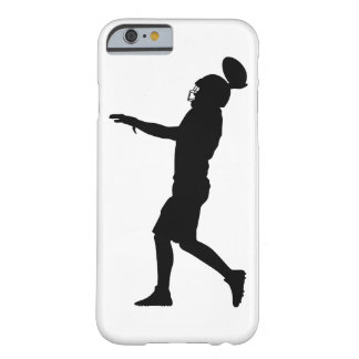 American football player barely there iPhone 6 case
