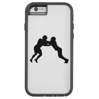 American football player tough xtreme iPhone 6 case