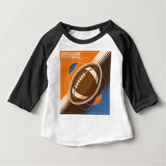 American Football Sport Ball Game Baby T-Shirt