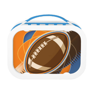 American Football Sport Ball Game Lunchboxes