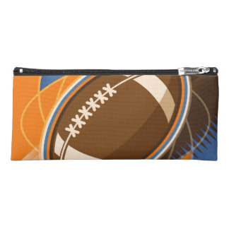 American Football Sport Ball Game Pencil Case