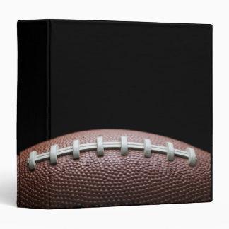 American Football Vinyl Binders