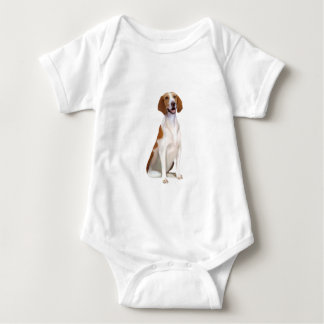 American Foxhound (A) Baby Bodysuit