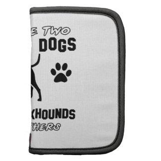 American Foxhound dog designs Planner