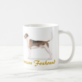 American Foxhound, Dog Lover Galore! Basic White Mug