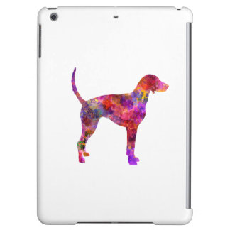 American Foxhound in watercolor 2 iPad Air Cover