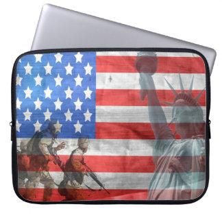 American Freedom Laptop Sleeve