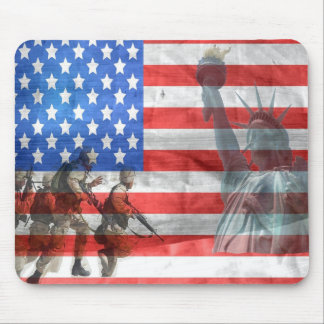 American Freedom Mouse Pad