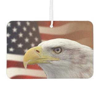 American Freedom Symbols Air Freshner Car Air Freshener