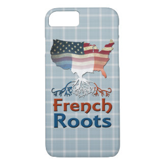 American French Roots Moblie Phone Case