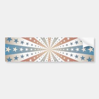 American frontier bumper stickers