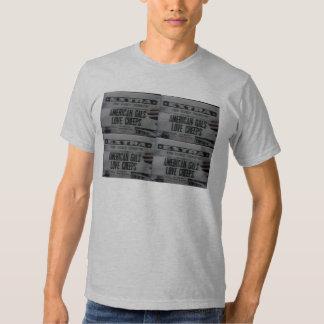 American Gals Love Creeps Tee Shirts