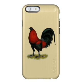 American Game BB Black Red Rooster Incipio Feather® Shine iPhone 6 Case