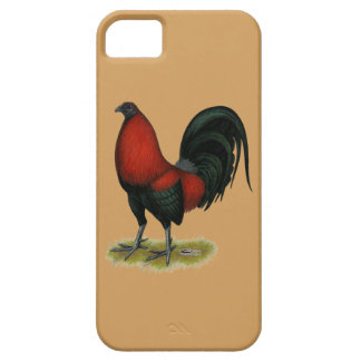 American Game BB Black Red Rooster iPhone 5 Cover