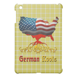 American German Roots iPad Mini Case