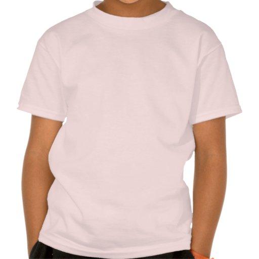 American Girl Silhouette Flag Tee Shirt