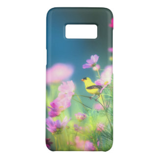 American Goldfinch and Coreopsis Case-Mate Samsung Galaxy S8 Case